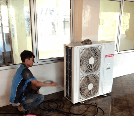 Service AC Di Kota Batam